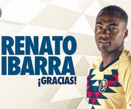 Renato Ibarra America