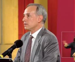 Se triplicaron muertes por Covid en la CDMX; no era lo que se esperaba, dice López-Gatell
