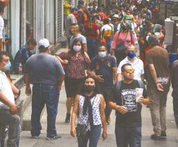 Por violar medidas sanitarias por Covid-19, los comerciantes tendrán que bajar la cortina en la CDMX
