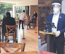 Restaurantes del Edomex se preparan para reabrir sus puertas; piden no bajar la guardia