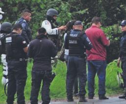Acribillan a agente cuando se dirigía a la Secretaría de Seguridad Pública, en Morelos