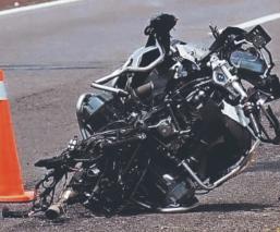 Debido al exceso de velocidad, dos motociclistas mueren casi al mismo tiempo, en Morelos