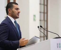 Dan de alta a Omar García Harfuch tras atentado en CDMX que lo dejó 11 días hospitalizado