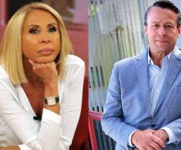 Alfredo Adame deja plantada a Laura Bozzo en su programa, dice que le dio asco
