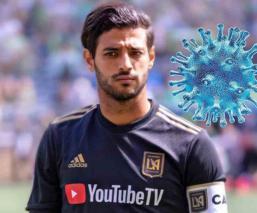 Carlos Vela no jugará en el regreso de la MLS, por miedo al Covid-19