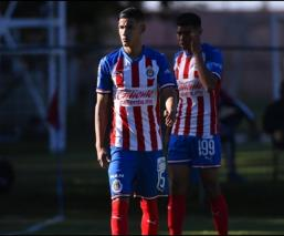 Jugadores de Chivas no tendrán actividad en la Copa Por México