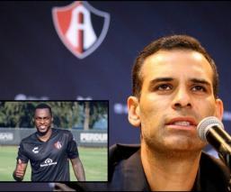 Rafael Márquez aprueba el fichaje de Renato Ibarra