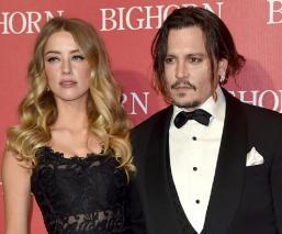 En pleno juicio, Amber Heard expone con fotografías la vida de excesos de Johnny Depp