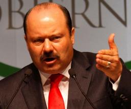 Detienen en Estados Unidos al exgobernador de Chihuahua, César Duarte