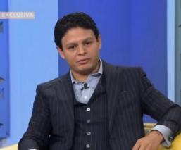 Giovanni Medina quiere terminar su batalla con Ninel Conde y lo destrozan en redes