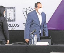 Gobernador de Morelos presenta Plan Integral para la reactivación económica del Estado