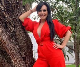 Maribel Guardia sorprende al aparecer en 'Sale el Sol' y rompe en llanto en plena transmisión