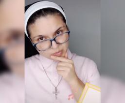 Monja mexicana responde a preguntas íntimas y revela 'secretos' religiosos