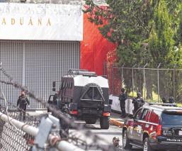 Mueven a penales federales a los agresores del jefe de la Policía en CDMX, García Harfuch