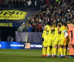 Nashville SC se retira de torneo de MLS, por casos de Covid-19