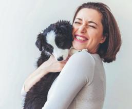 Tener mascotas es tener la felicidad de tu lado