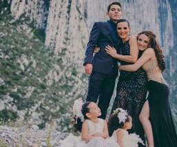 Américo Garza permitirá que sus hijas se reúnan con sus medios hermanos por videollamada