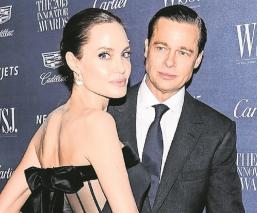 Angelina Jolie y Brad Pitt se reconcilian como familia después de tomar mucha terapia