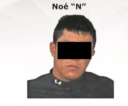 Arrestan a hombre que distribuía droga en su motocicleta, en Morelos