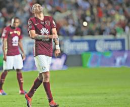 Rubens Sambueza manda recado al América, pues quiere retirarse con esa playera