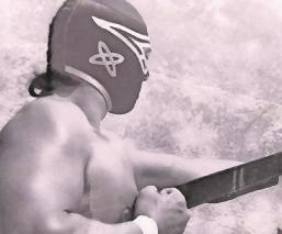 Al Invasor una lesión lo alejó muy joven del ring, pero confía en volver