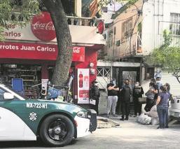 """""""El Tribu"""" sorprende a su cuñado y lo mata, también hiere a su sobrino en la CDMX"""