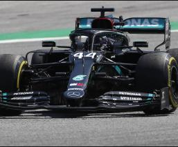 Lewis Hamilton se queda con la Pole en Austria