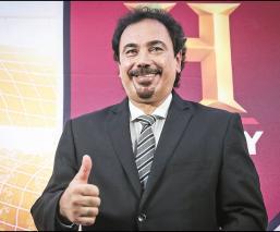 Hugo Sánchez cumple 62 años de edad