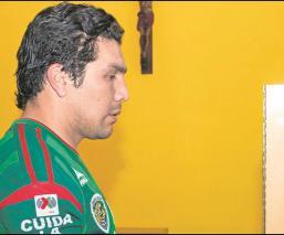 """""""Chava"""" Cabañas confiesa que ya no ve con el ojo izquierdo"""