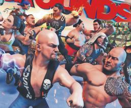 Battlegrounds, el juego de lucha libre que sustituye a WWE 2K21