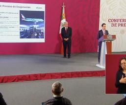 Director de Banobras anuncia una oferta de 120 millones de dólares por Avión Presidencial