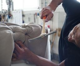 Lánzate de tapicero y dale nueva vida a los muebles
