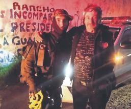 Rescatan a ciclista chilango que se extravió en una zona boscosa, en Morelos