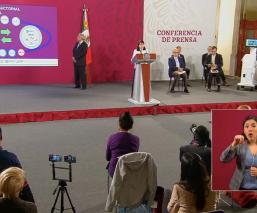 AMLO presenta ventiladores mexicanos creados por el CONACYT para atender casos de Covid-19