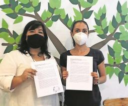 Grupo de mujeres pide explicación a la CFE por las tarifas excesivas en sus recibos en Morelos