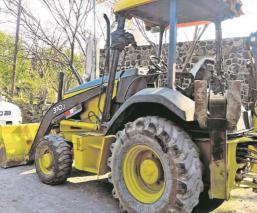 La Unión Tepito aprovecha confinamiento para robar maquinaria pesada, por esta razón