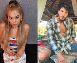 Mensajitos entre Danna Paola y Sebastián Yatra se hacen virales y levantan sospechas