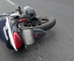 Muere motociclista por causas desconocidas, en la carretera México-Texcoco