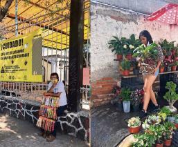 San Gregorio Atlapulco en Xochimilco no para de vivir desgracias, primero sismo y ahora Covid