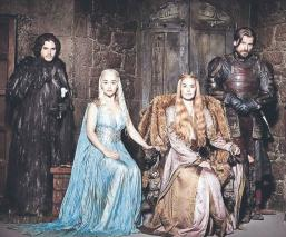 'Game Of Thrones', lidera el ranking de la mejor serie del siglo