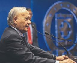 Socios de la Cooperativa Cruz Azul se reúnen para analizar la renuncia de 'Billy' Álvarez