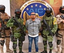 """""""El Marro"""", de ladrón de camiones a líder del sanguinario Cártel de Santa Rosa de Lima"""