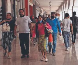 Instituto de Salud del Edomex prevé que regrese el semáforo rojo del Covid-19