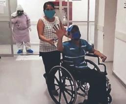 Más de 120 pacientes con Covid-19 se han recuperado, en el Hospital General de Cuernavaca