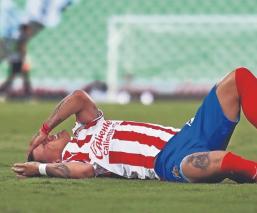 Van dos jornadas y las Chivas están para llorar, no han anotado ni un gol