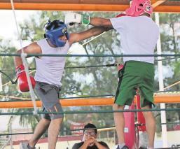 Hacen selectivo de box en Yautepec, se eligen a los pugilistas que representarán a Morelos