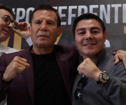 Julio César Chávez y el 'Travieso' Arce van por la trilogía