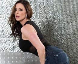 Kendra Lust, la actriz porno que es considerada un 'arma mortal'