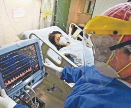 Repunta promedio de contagios de Covid en Toluca, desde el uso obligatorio de cubrebocas