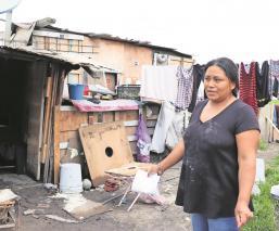 Vecinos de San Mateo Otzacatipan, denuncian a CFE por cobros excesivos en la cuarentena